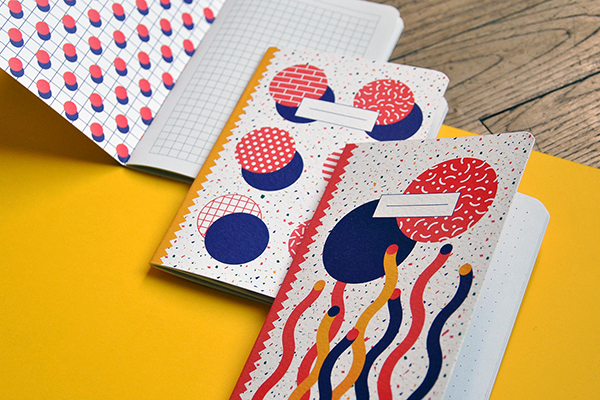 Les carnets de Pollen, la collection Zébulon