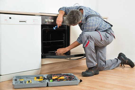 oven repair services in Lahore