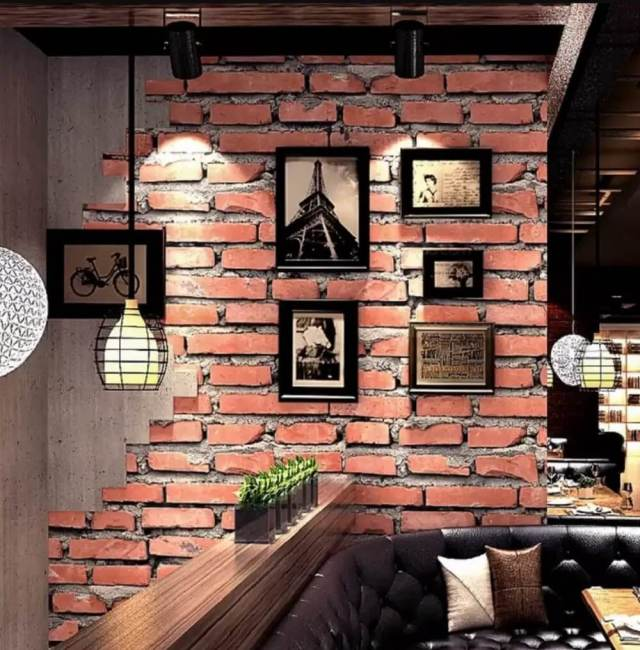 3d Brick Wallpapers in Lahore