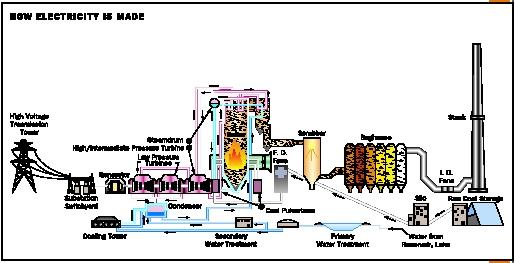 Electric Power Water Environmental Pollutants United States
