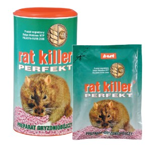 Rat Killer Perfekt Granulat-0