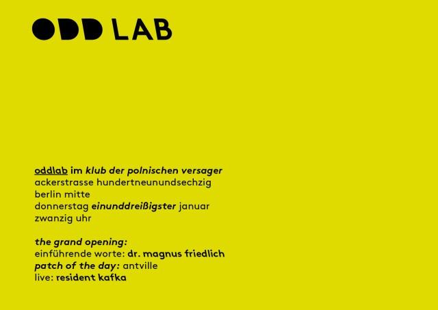 odd-lab