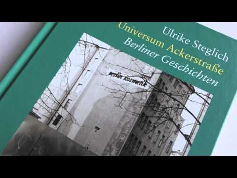 Universum Ackerstraße Geschichten aus Berlin