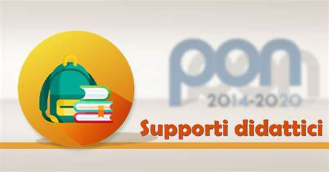 PON kit supporti didattici
