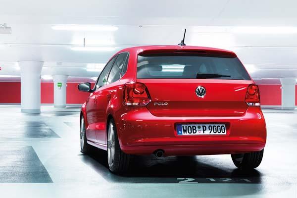 2009 VW Polo R100309