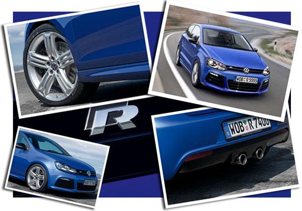 Volkswagen Polo R montage