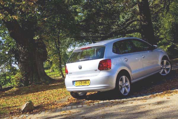 2009 Volkswagen Polo 1.4 SEL
