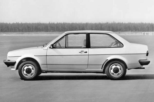 1983 Volkswagen Polo Classic