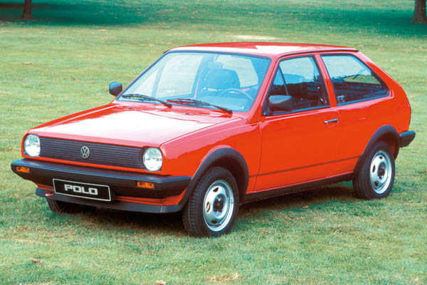 1983 Volkswagen Polo Coupe (40bhp)