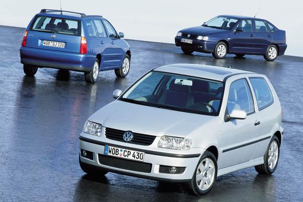 1999 Volkswagen Polo range