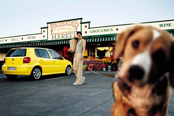 2001 Volkswagen Polo Colour Concept