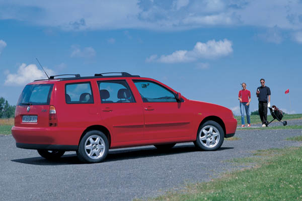 1998 Volkswagen Polo Estate