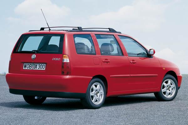 1998 Volkswagen Polo Estate