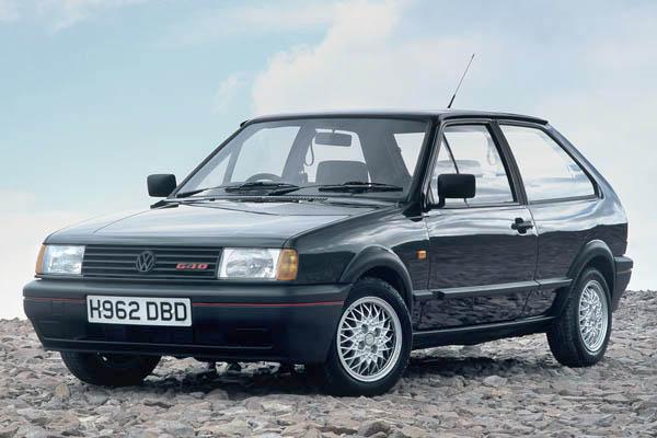 1991 Volkswagen Polo G40