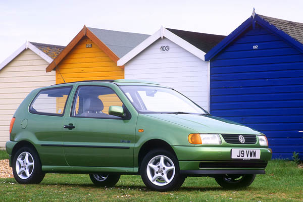 1999 Volkswagen Polo Match