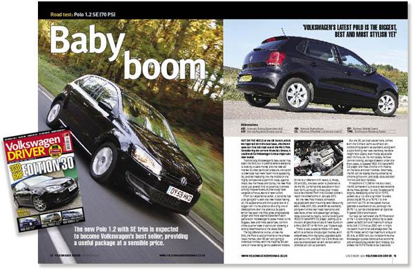 Volkswagen Driver December 2009