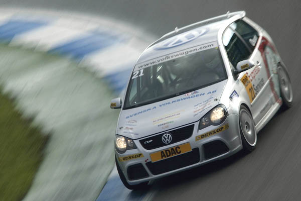 Polodriver Archive Volkswagen Polo Cup India 2010