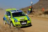 2010 Osram Rally: Hergen Fekken/Pierre Arries Polo S2000