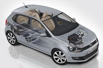 2010 Volkswagen Polo BiFuel