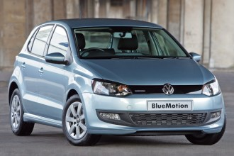 2011 Volkswagen Polo BlueMotion (South Africa)