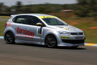Volkswagen Polo Cup India 2010