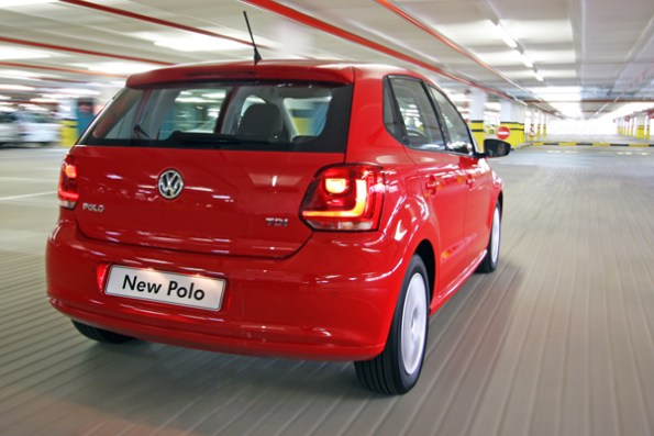 2010 Volkswagen Polo (South Africa)