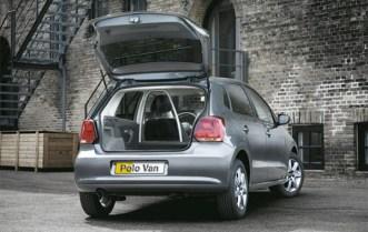 2010 Volkswagen Polo Van