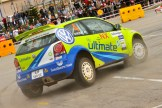 Volkswagen Rally 2010: Kuun/Hodgson (special stage)