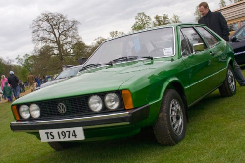Stanford Hall 2010: 1974 VW Scirocco TS