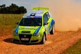 2010 Swartland Rally: Fekken/Arries