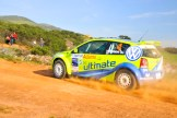 2010 Swartland Rally: Kuun/Hodgson