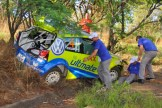 2010 Toyota Rally Gauteng: Kuun/Hodgson