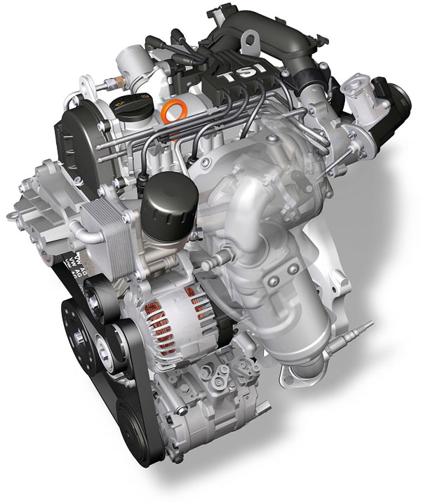 Vw Motor Group: Dealer View: Volkswagen's TSI Engines Explained