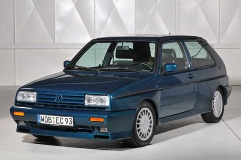 Volkswagen Classic Golf Rallye