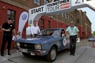 Auto Zeitung Youngtimer Tour 2010: Volker Koerdt and Dr Rudolf Krebs