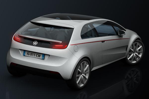 Geneva Motor Show 2011 Italdesign Tex A Vw Polo Coup For The