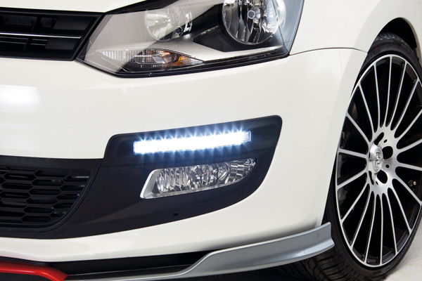 volkswagen offers retrofit led daytime running lights for polo and golf polodriver polodriver. Black Bedroom Furniture Sets. Home Design Ideas
