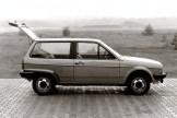 1981 Volkswagen Polo hatchback