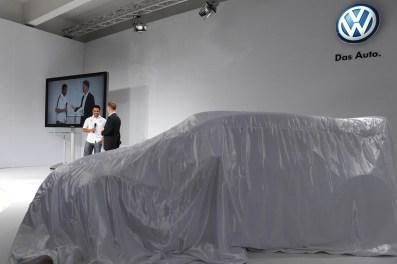 2011 Volkswagen Polo R WRC presentation, Sardinia, 5 May 2011