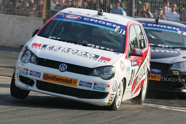2012 Engen Volkswagen Cup, Durban: Kelvin van der Linde