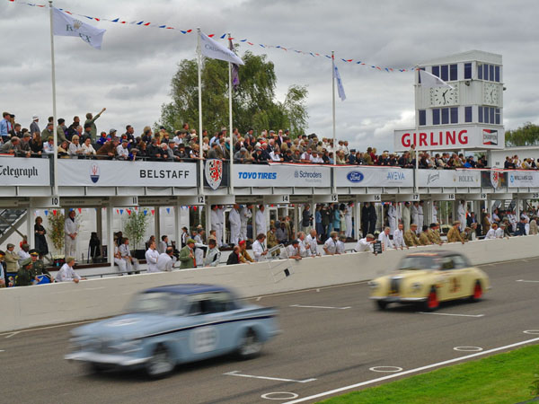 2012 Goodwood Revival: St Mary's Trophy