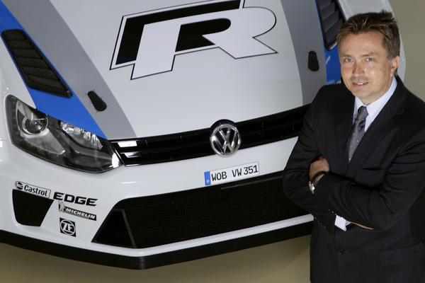 Volkswagen Motorsport: Jost Capito