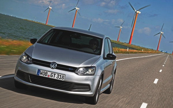 2012 Volkswagen Polo BlueGT