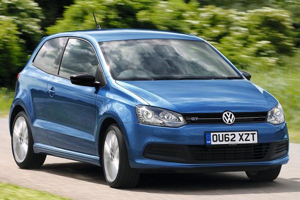 2012 Volkswagen Polo BlueGT (UK)