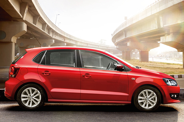 2013 Volkswagen Polo (India)
