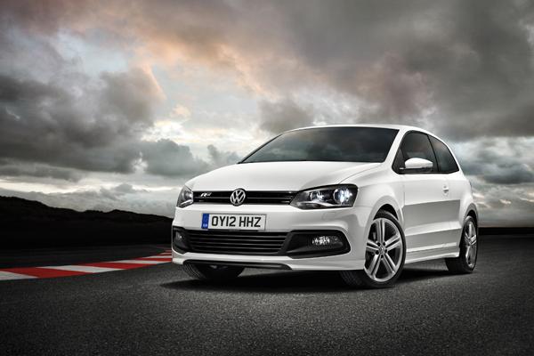 2012 Volkswagen Polo R Line (UK)