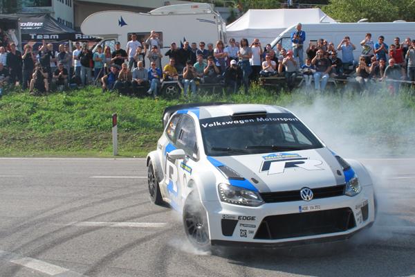 2012 Volkswagen Polo R WRC