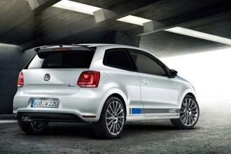 2013 Volkswagen Polo R WRC 'Street'