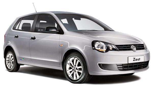 2012 Volkswagen Polo Vivo Zest