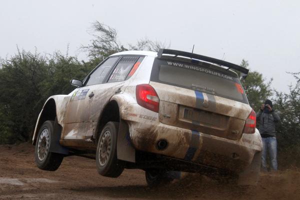 2012 Rally Argentina: Ogier/Ingrassia